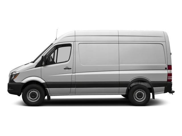 2017 Mercedes Benz Sprinter Cargo Van Worker Cargo 144 Wb