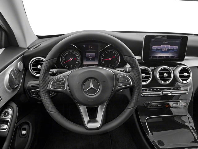 2017 mercedes benz c class c 300 4matic mercedes benz for Mercedes benz financial credit score