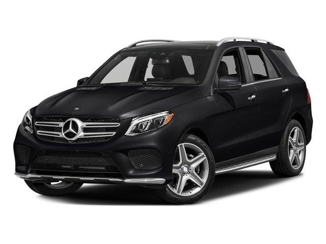 2017 Mercedes Benz Gle 400 4matic Littleton Co Area
