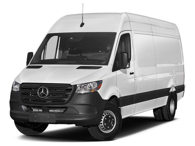 2019 Mercedes Benz Sprinter Crew Van Crew 170 Wb High Roof
