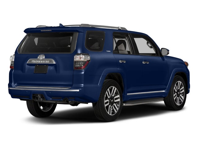 2017 Toyota 4runner Limited In Littleton Co Mercedes Benz Of