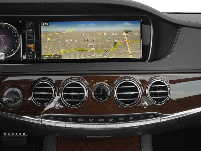 2016 Mercedes Benz S 550 4matic 174 Littleton Co Area