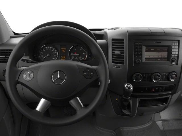 Mercedes Benz Sprinter >> 2017 Mercedes Benz Sprinter Passenger Van Passenger 144 Wb