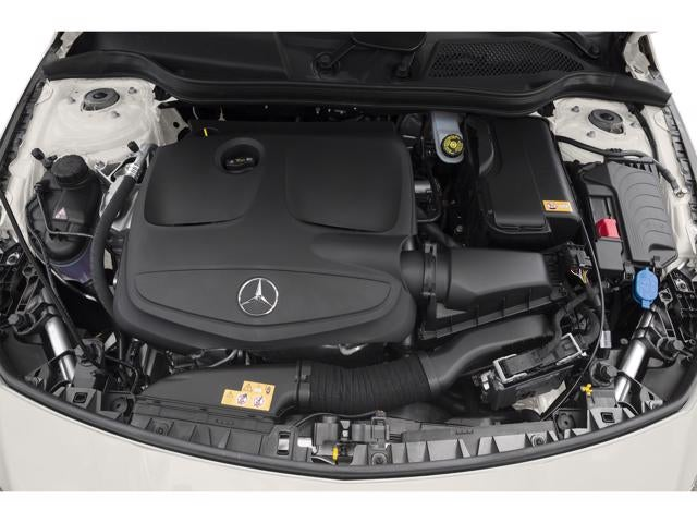 2019 Mercedes-Benz CLA 250 4MATIC®