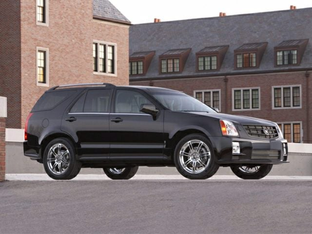 2008 Cadillac SRX V8 - Littleton CO area Mercedes-Benz dealer near