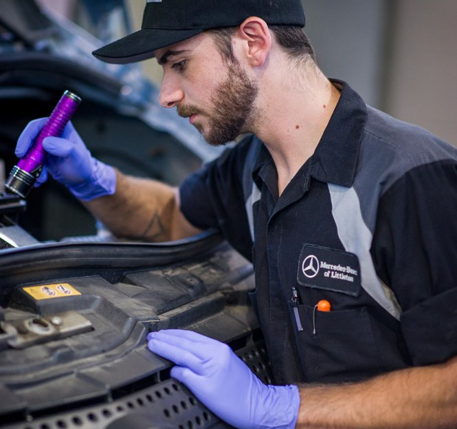 Monthly specials on Mercedes-Benz Service and Parts