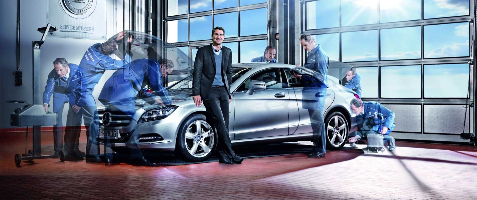Captivating World Class Service For Your Mercedes Benz
