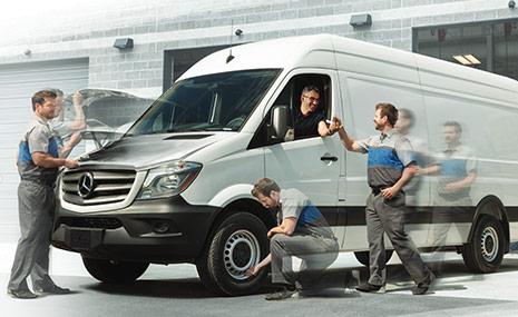 VanCare Express for you Sprinter | Mercedes-Benz of Littleton