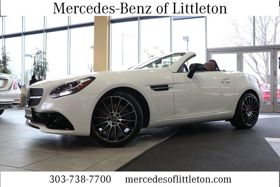 2020 mercedes benz slc slc 300 mercedes benz dealer in co new and used mercedes benz dealership serving littleton aurora colorado springs co 2020 mercedes benz slc 300