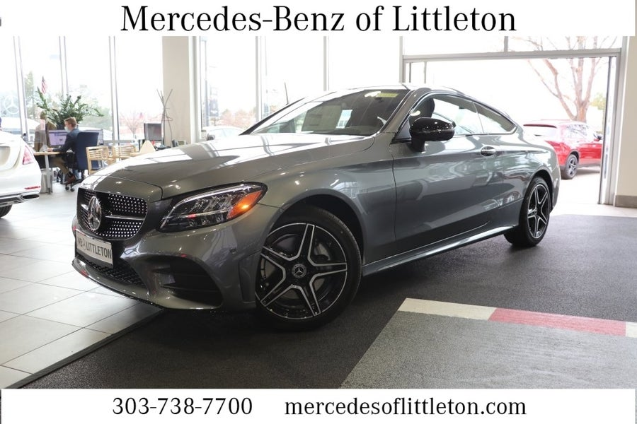 2021 Mercedes-Benz C-Class C 300 Coupe 4MATIC® - Mercedes-Benz dealer in CO ? New and Used ...
