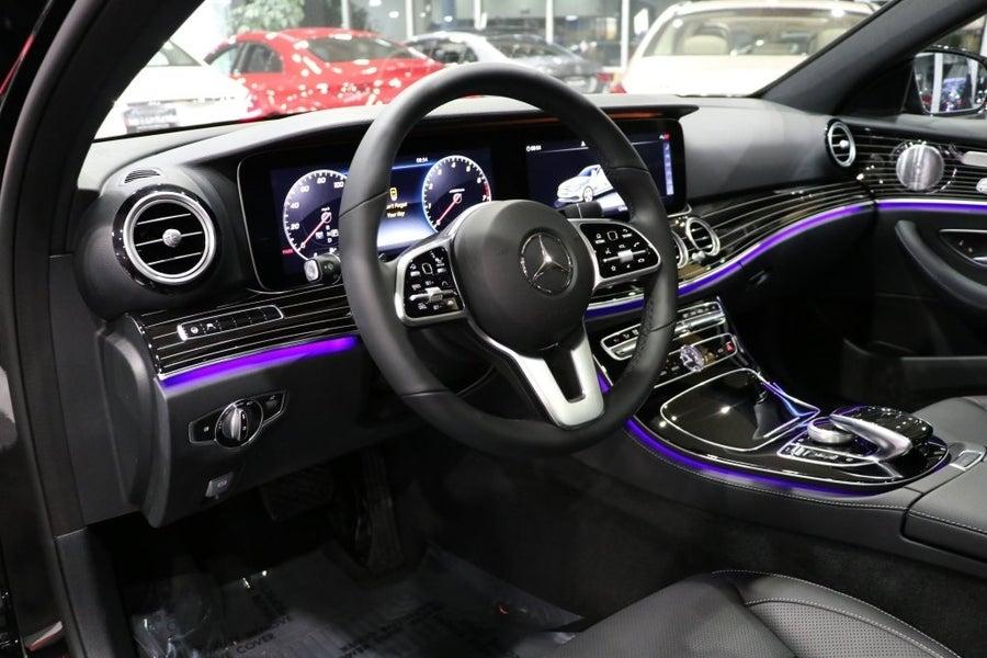 2020 Mercedes-Benz E-Class E 450 4MATIC® - Mercedes-Benz ...
