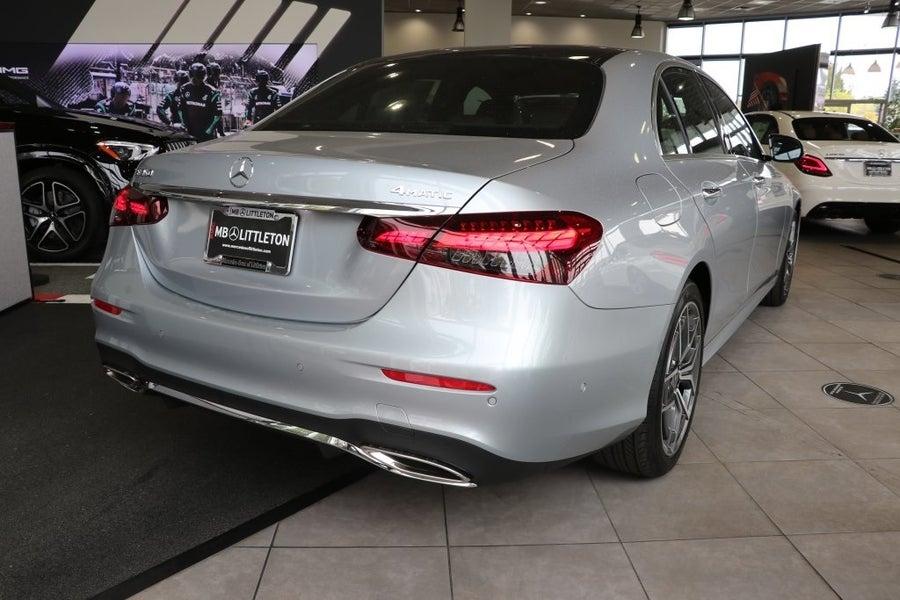 2021 Mercedes-Benz E-Class E 350 4MATIC® - Mercedes-Benz ...