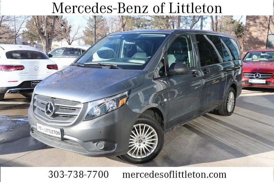 2019 Mercedes Benz Metris Passenger