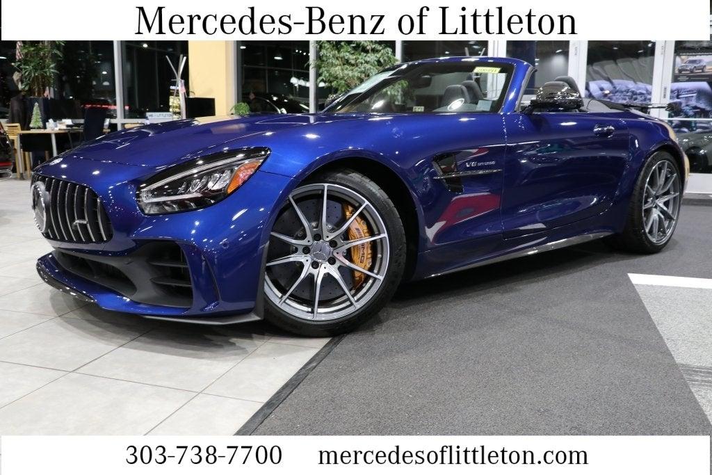 2020 Mercedes Benz Amg Gt R Convertible Mercedes Benz Dealer In Co New And Used Mercedes Benz Dealership Serving Littleton Aurora Colorado Springs Co